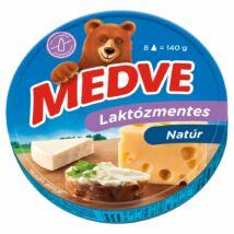 Medve Körcikkelyes Sajt Laktózmentes 140 g